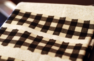 Sunday stash 5 gingham lace blog