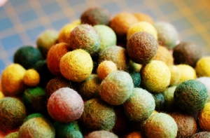 Green-felt-balls-2